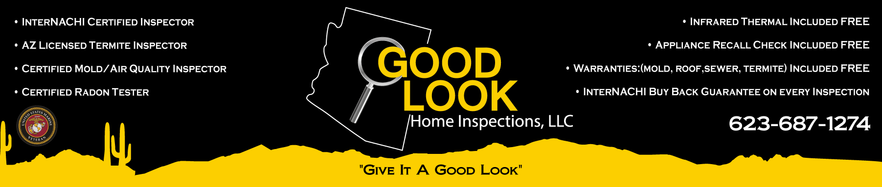 Good Look Home Inspections Llc Give It A Good Look With Good Look